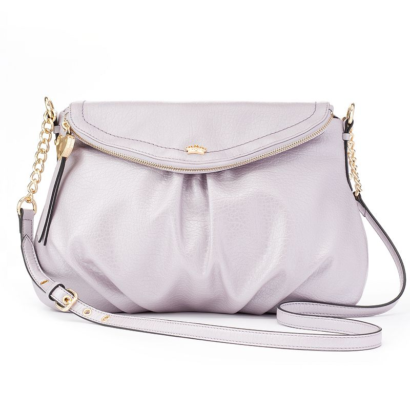 Juicy Couture Traveler Flap Crossbody Bag