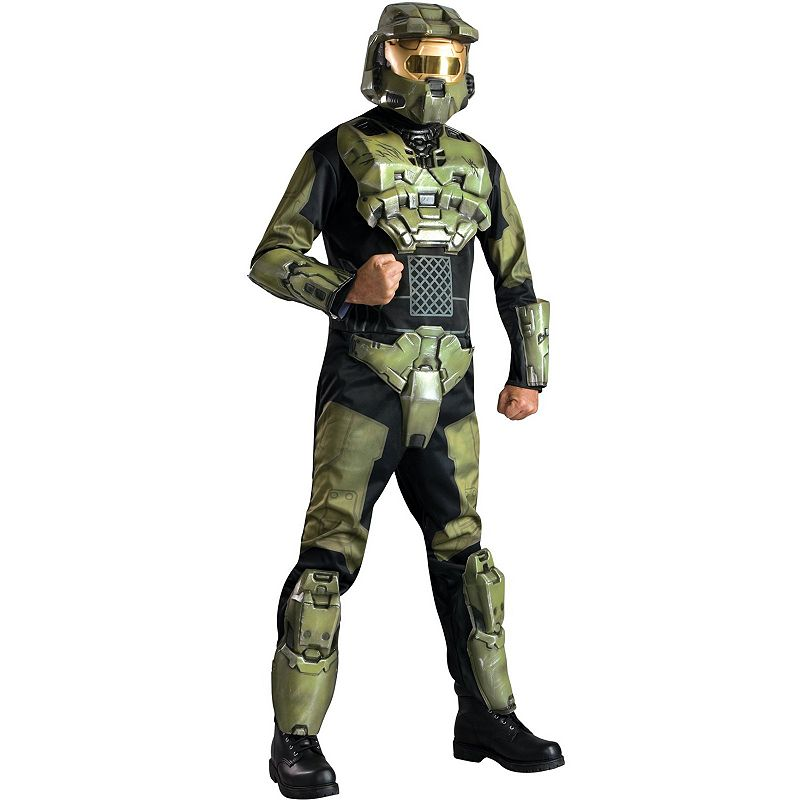 Halo 3 Deluxe Master Chief Costume - Adult