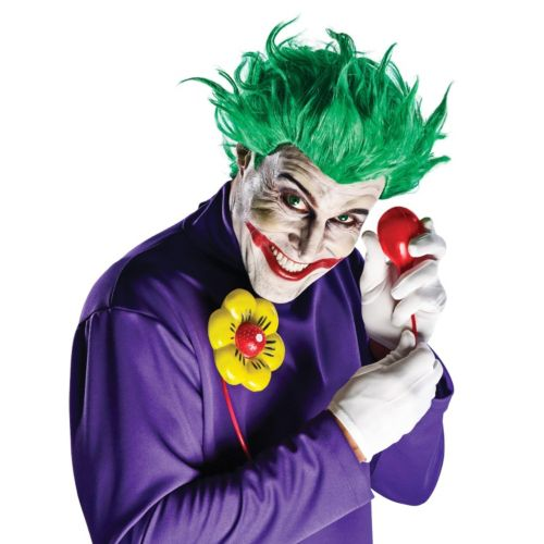 DC Comics Arkham Asylum Joker Costume Accessory Kit - Adult