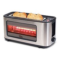 Elite Platinum Stainless Steel 2-Slice Toaster