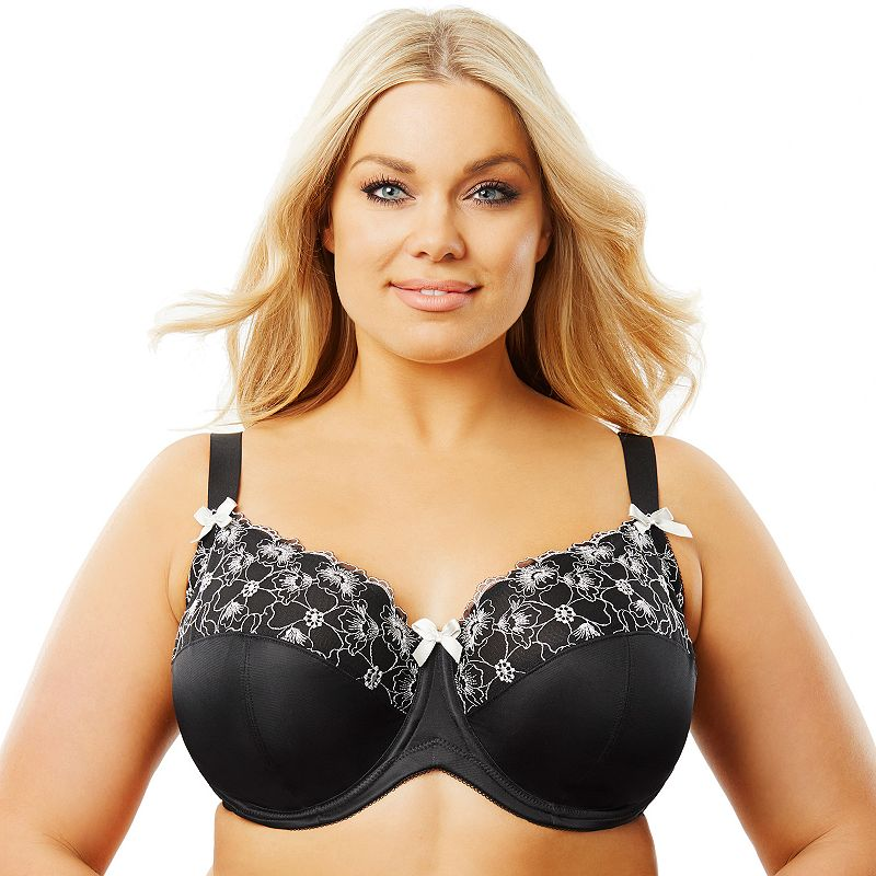 Perfects Australia Bra: Curve It Up Angel Full-Figure Full-Coverage Balconette Bra 14UAN90 - Women's