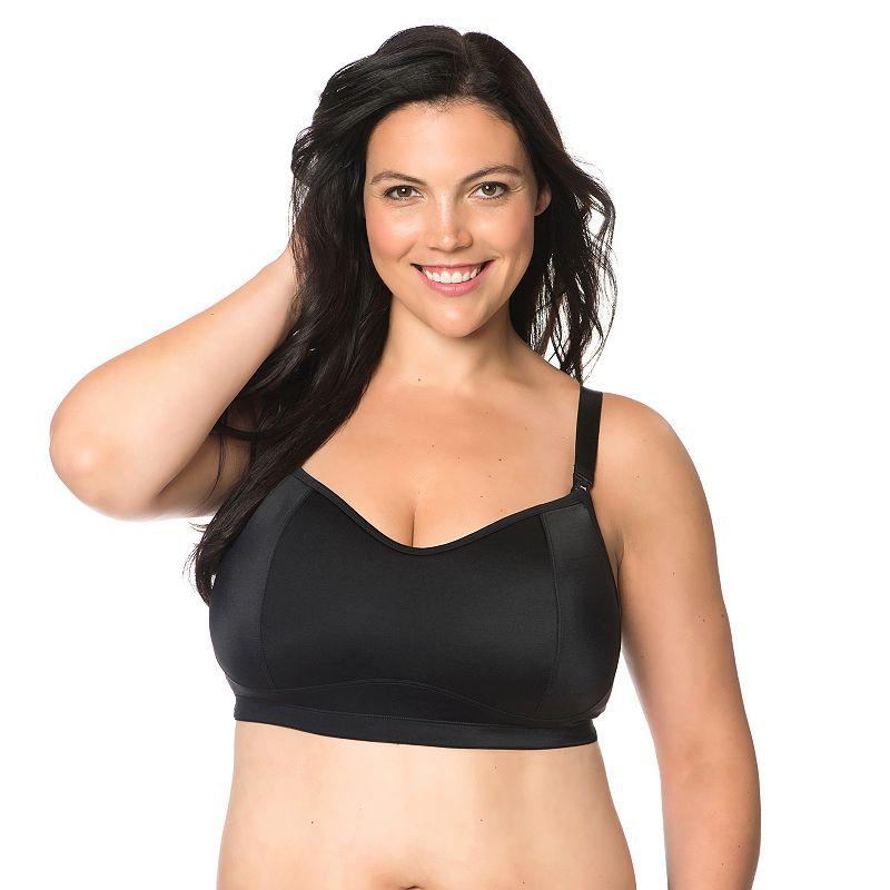 Plus Size Maternity Oh Baby by Motherhood™ Racerback Nursing Sports Bra