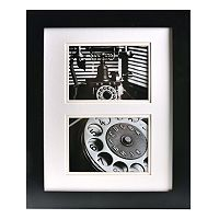 Gallery Solutions 2-Opening Matted Collage Frame
