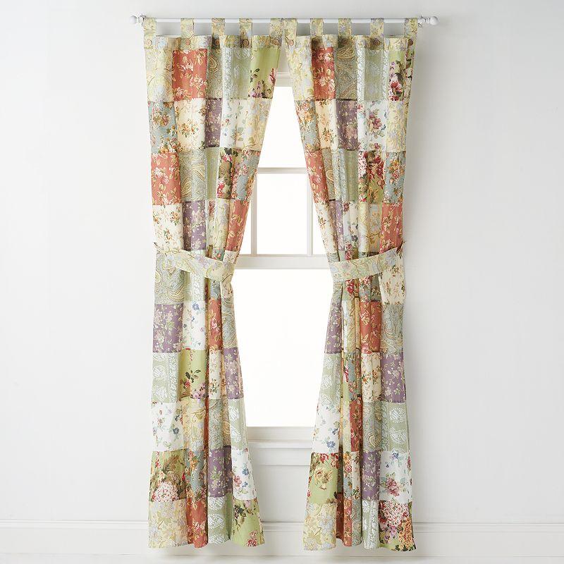 Blooming Prairie Curtains - 48'' x 84''