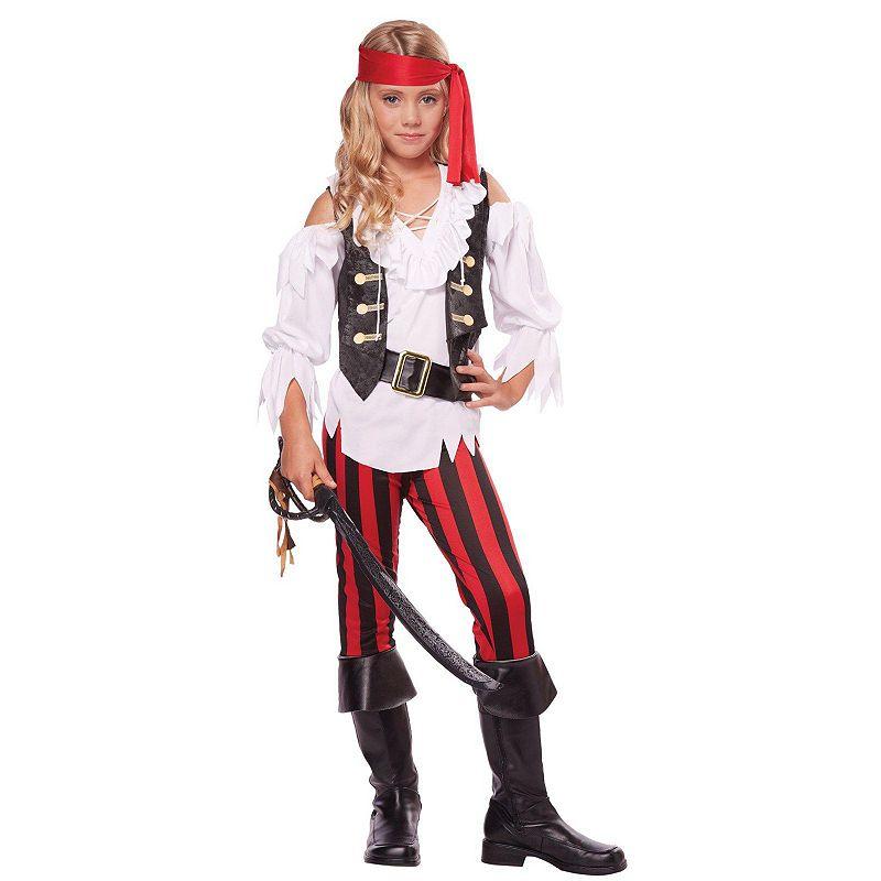Posh Pirate Costume - Kids