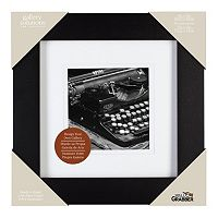 Gallery Solutions 8'' x 8'' Matted Frame