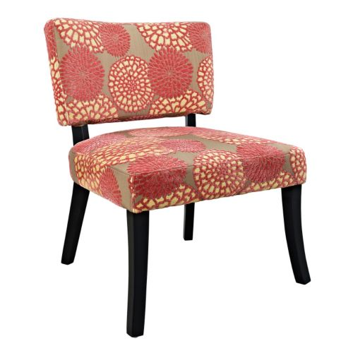 Flower Accent Chair