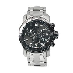 Invicta Men's Pro Diver Stainless Steel Chronograph Watch
