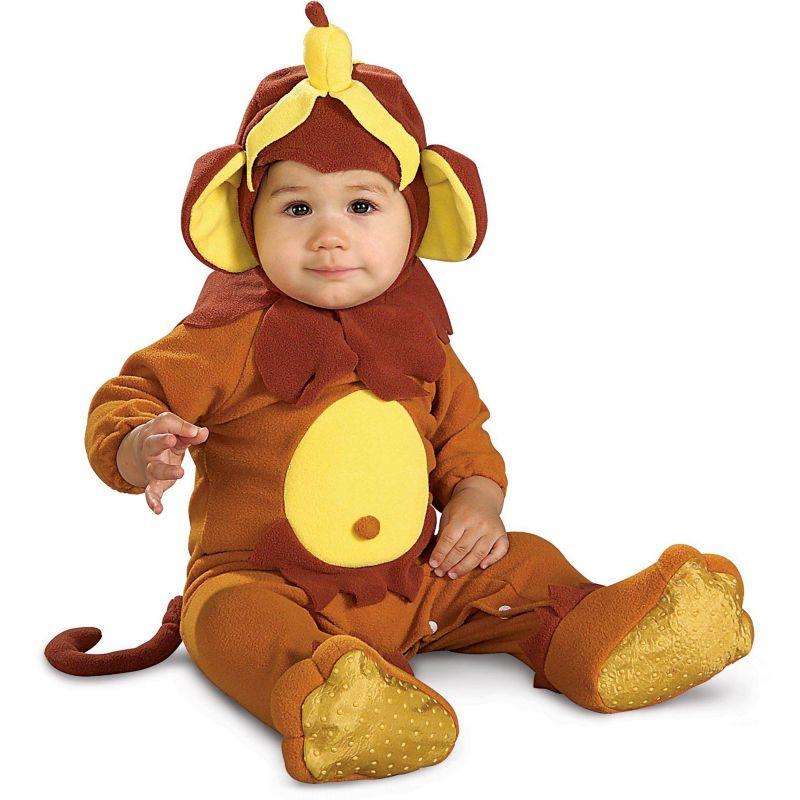 Little Monkey Costume - Baby (Brown)