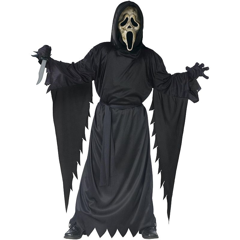 Scream 4 Zombie Ghost Face Costume - Kids