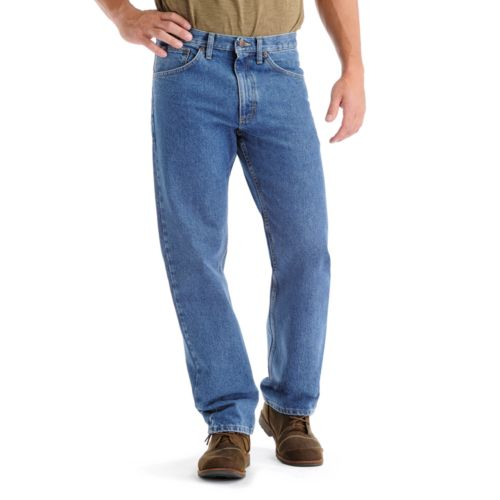 Lee Regular Straight-Leg Jeans - Big and Tall