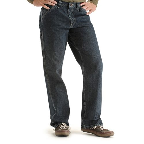Big & Tall Lee Dungarees Carpenter Jeans