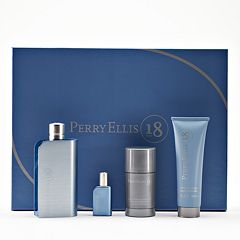 Perry Ellis 18 4-pc. Men's Cologne Gift Set