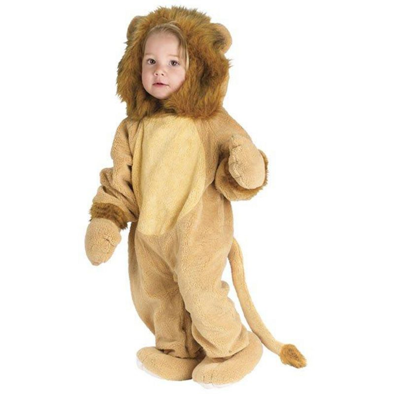 Cuddly Lion Costume - Baby (Brown)