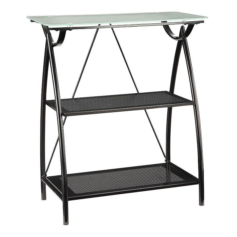 OSP Designs 3-Shelf Bookcase