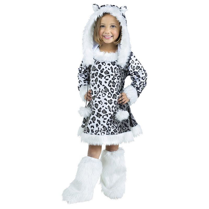 Snow Leopard Costume - Toddler