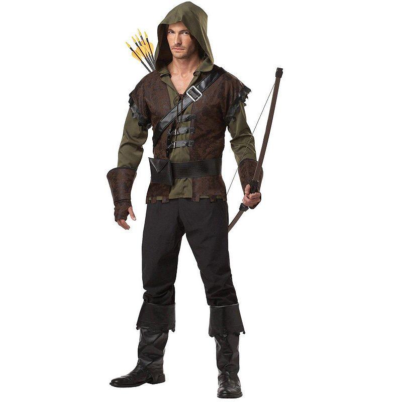 Robin Hood Costume - Adult