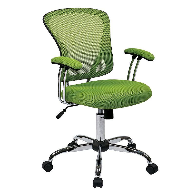 Office Star Products Avenue Six Juliana Mesh Desk Chair
