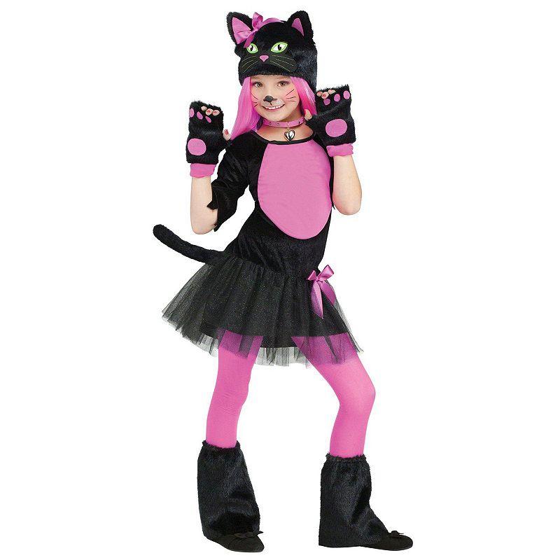 Miss Kitty Costume - Kids
