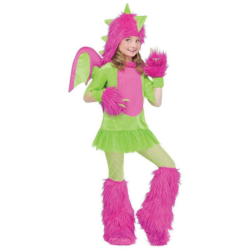 Dragon Girl Costume - Kids