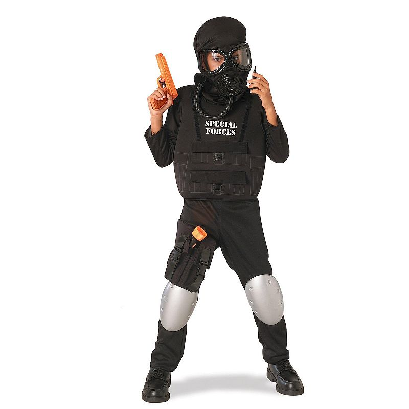 Special Forces Officer Costume - Kids