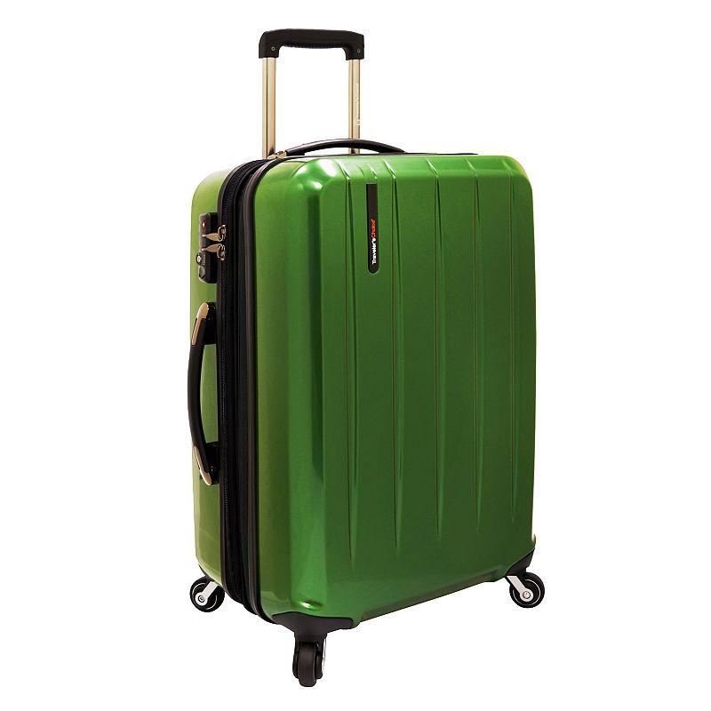 Traveler's Choice Rochester 25-Inch Hardside Spinner Luggage