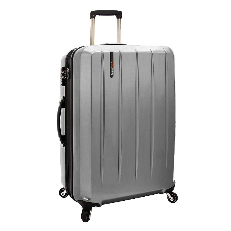 Traveler's Choice Rochester 29-Inch Hardside Spinner Luggage