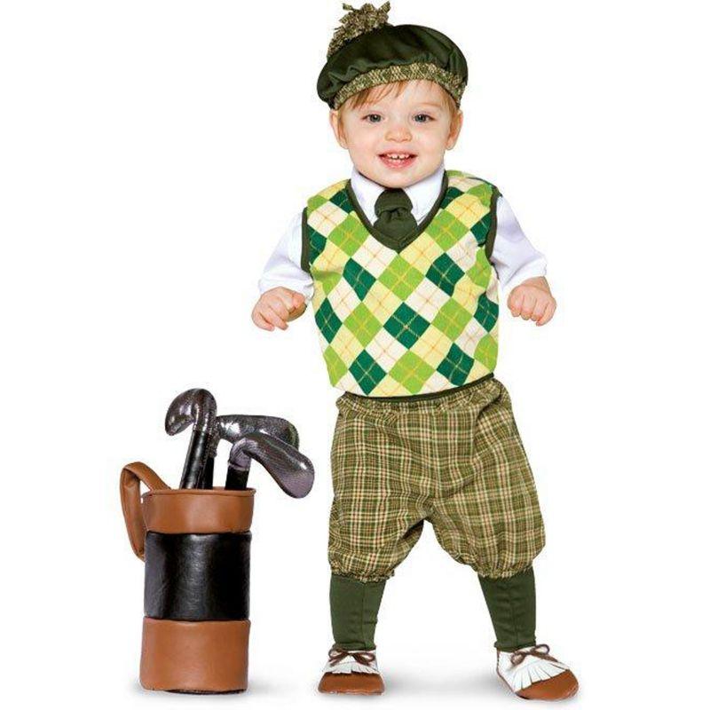 Future Golfer Costume - Baby (Green)