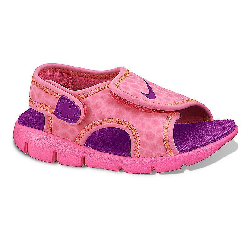 Nike Sunray Toddler Girls' Sport Sandals