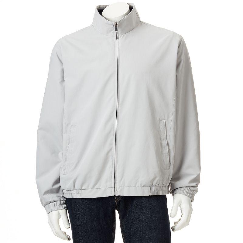 Big & Tall Croft & Barrow® Lightweight Microfiber Jacket