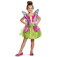 Disney Fairies Tinker Bell & the Pirate Fairy Pirate Tink Costume - Toddler