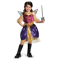Disney Fairies Tinker Bell & The Pirate Fairy Pirate Zarina Costume - Kids