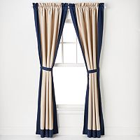 IZOD Classic Stripe Curtains - 42'' x 84''