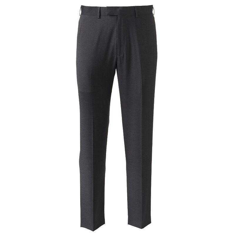 Men's Axist Silkworks Straight-Fit Dress Pants