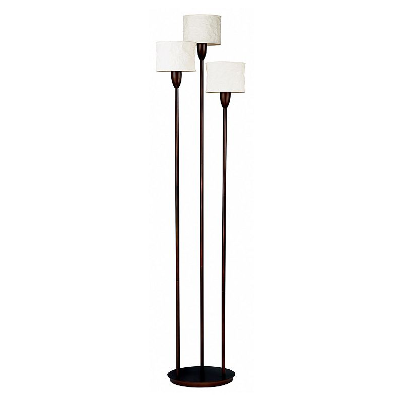 Crush Torchiere Floor Lamp