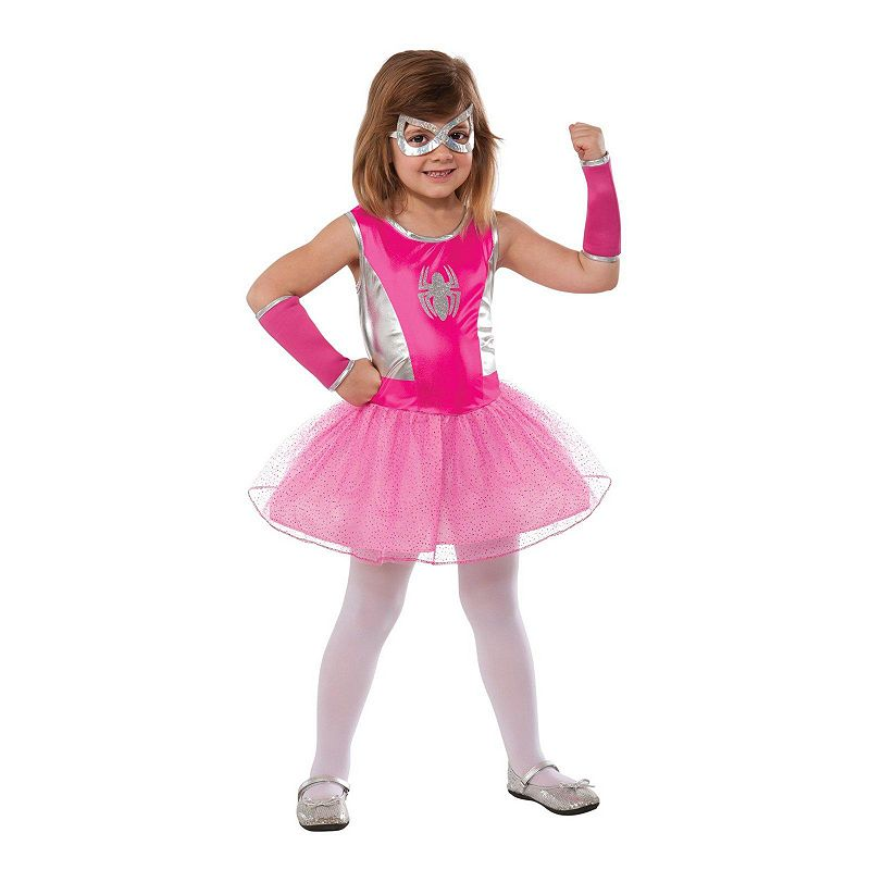 Marvel Pink Spider-Girl Costume - Kids