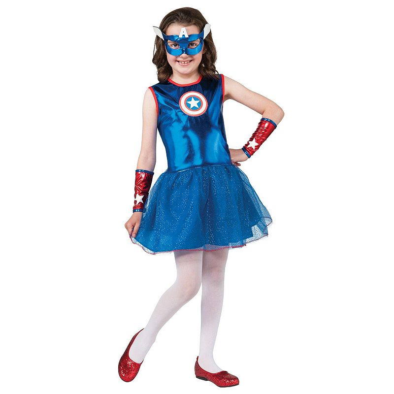Marvel Captain America Costume - Kids