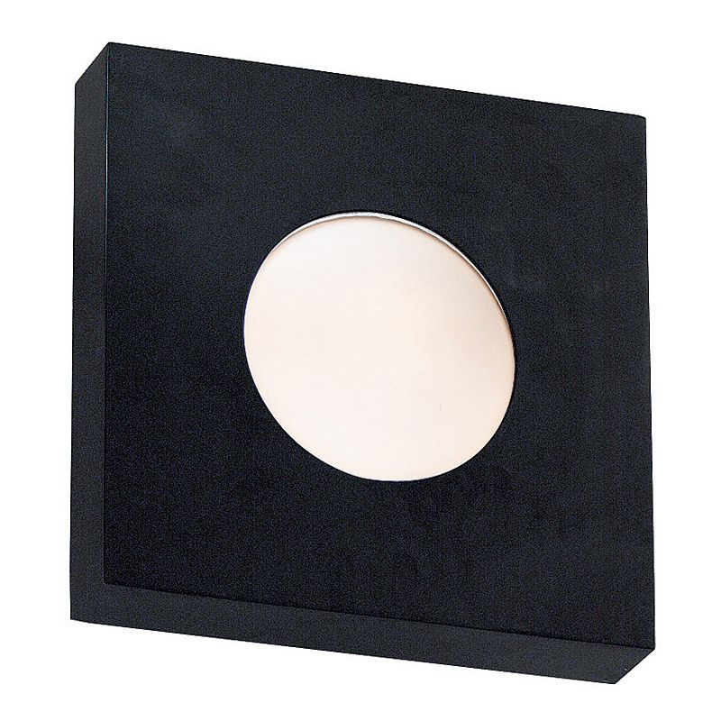 Burst 8-in. Square Wall Sconce