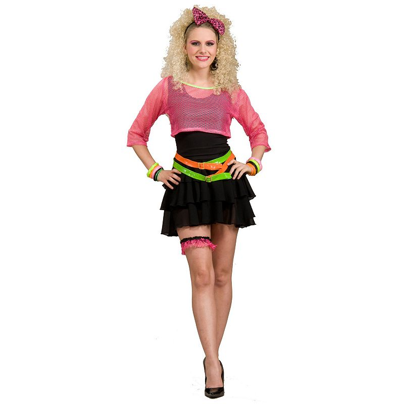 80's Groupie Costume - Adult