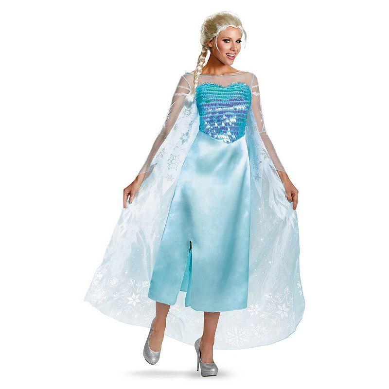 Disney Frozen Elsa Deluxe Costume - Adult