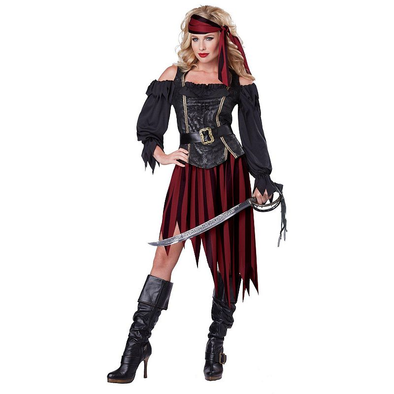 Queen of the High Seas Costume - Adult