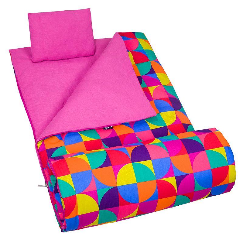 Wildkin Pinwheel Sleeping Bag - Kids