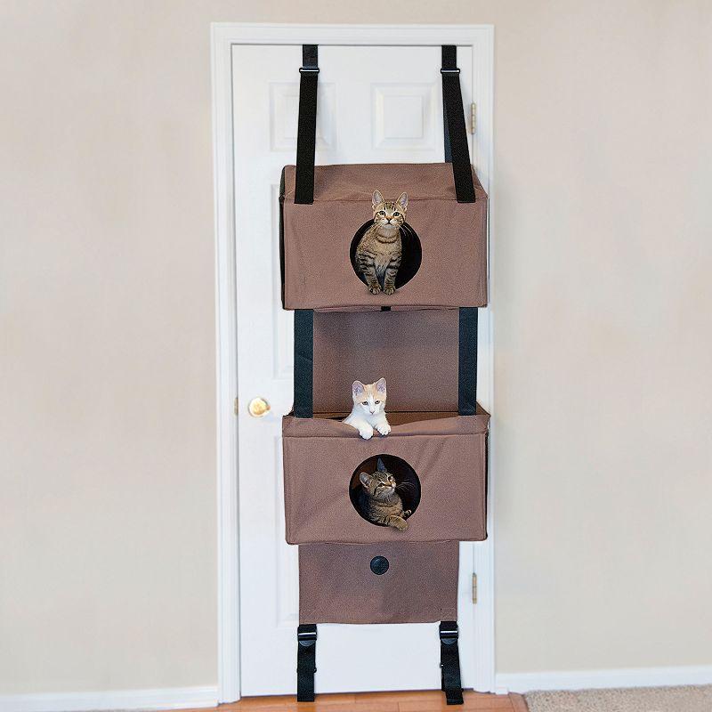 KandH Hanging Cat Funhouse