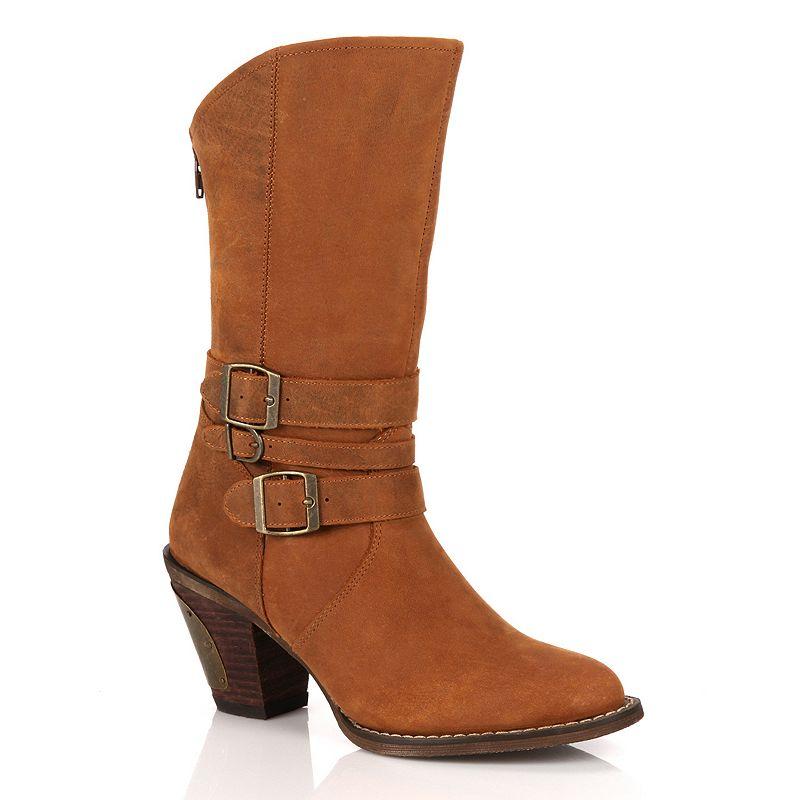 Durango Austin Women's Triple Buckle Western Boots