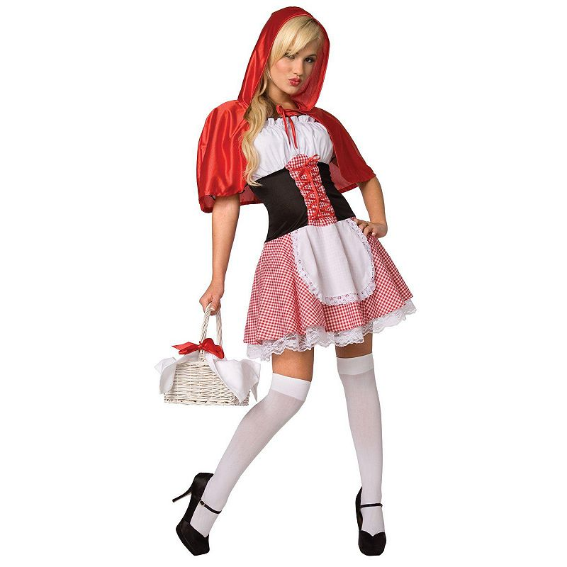 Red Riding Hood Costume - Adult
