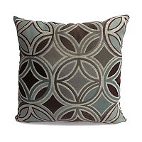 Motion Jute Throw Pillow