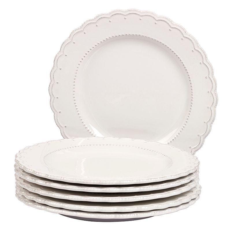 Gallery Le Provence 6-pc. Dinner Plate Set