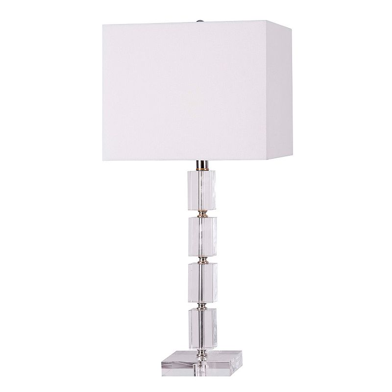 Cubed Table Lamp
