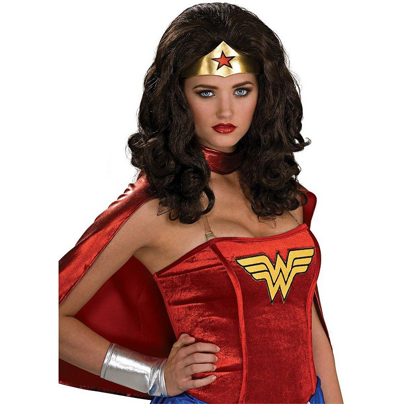 Wonder Woman Wig - Adult