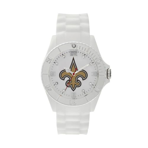 Sparo Cloud New Orleans Saints Women's Watch